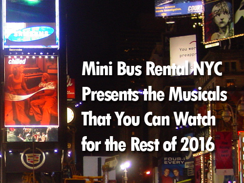 Mini Bus Rental NYC